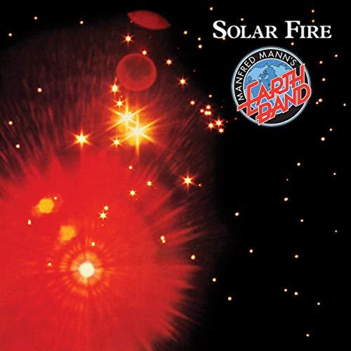 Solar Fire (Gatefold 180g Black Lp) [Vinyl LP]