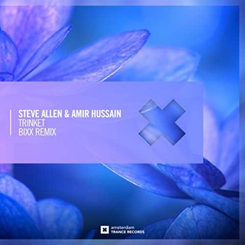 Steve Allen & Amir Hussain
