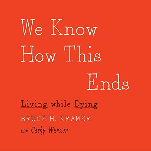 We Know How This Ends audiobook cover art
