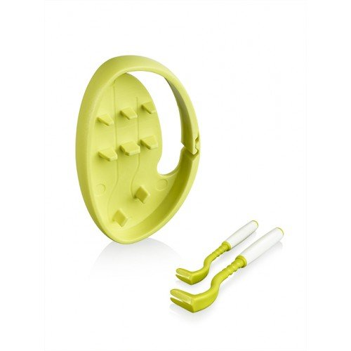 O'TOM マダニ ダニ取り Tick Twister ティックツイスター 2本セット(サイズ違い)カラビナタイプ
