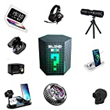 GGGJ Mystery Box Electronics Mystery Item Beaux Cadeaux d'anniversaire Lucky Box Surprise Box Produit aléatoire Peut être: Drones, Montres intelligentes, Haut-Parleur Intelligent, écouteurs