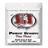 SIT STRINGS PN946 ROCK-N-ROLL POWER GROOVE エレキギター弦×3セット