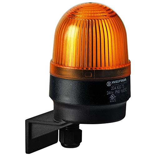 WERMA Blitzleuchte 20530068 230V AC ge Blitzleuchte 4049787003527