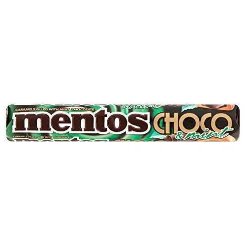 Mentos Choco Mint, 24er Pack, 24 x 38 g
