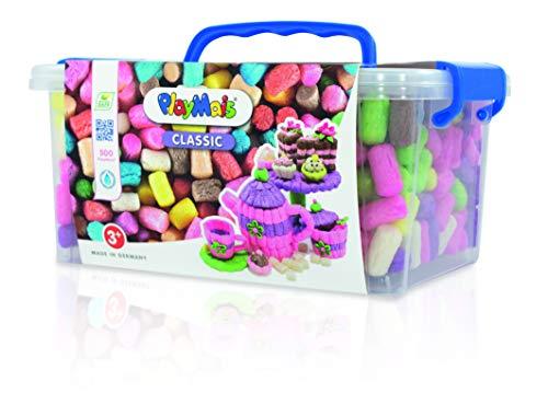 PlayMais Collector Cup+Cake Loisirs créatifs pour Les Enfants de 3 Ans   500 PlayMais & Instructions   Jeu éducatif   stimule la créativité et la motricité