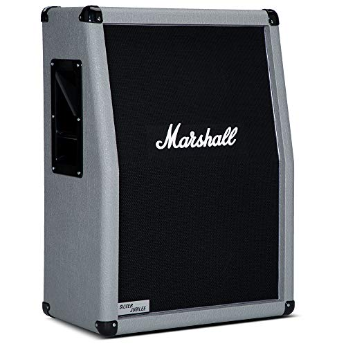 Marshall 2536A Silver Jubilee Cab 140-Watt 2x12...