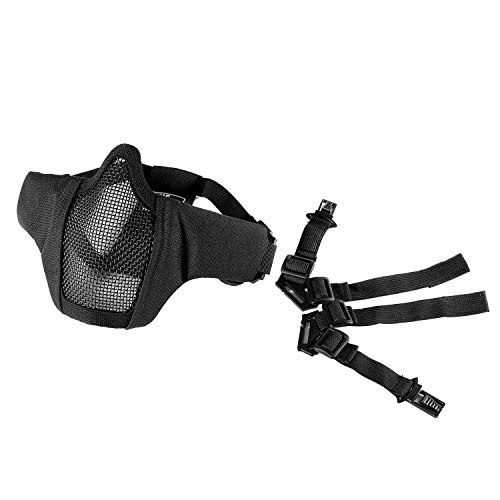 Top 10 best selling list for airsoft mesh mask helmet
