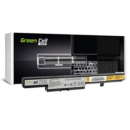 Green Cell PRO Akku für Lenovo B51-30 80LK B51-35 B51-80 80LM E40 E40-30 E40-70 E40-80 E41 E50 E50-70 E50-80 80J2 E51 E51-80 80QB IdeaPad 305 305-15IBD Laptop (2600mAh 14.4V Schwarz)