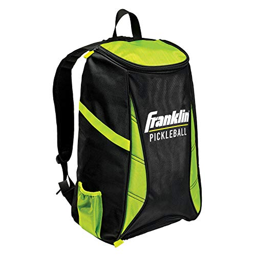 Franklin Sports Deluxe Competition Pickleball Backpack Bag