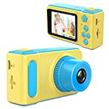 Ayika Children Gift Kids Digital Camera Toy 1080P Video Waterproof Child Kid Digital