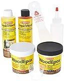 wood rot repair kit - Abatron Wrk60r Wood Restoration Kit, 24 Oz