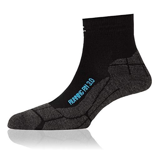 P.A.C. Running Light Man Socken - Black