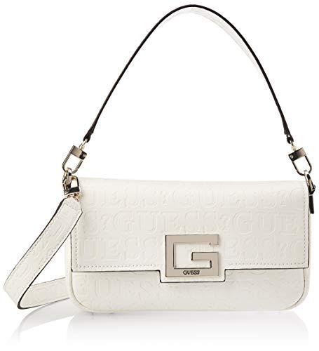 Guess Shoulder Bag Brightside White