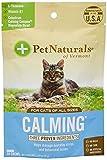Pet Naturals - Calming for Cats, Behavioral Support Supplement, 30 Bite Size Chews