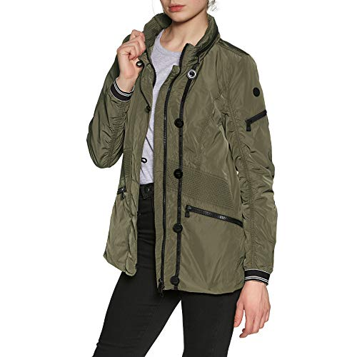 Creenstone Ixia Womens Jacket UK 18 Reg Tarmac