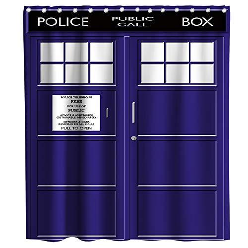 Doctor Who Tardis Police Box
