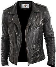 Faam Collection Class Apart Biker Lambskin Leather Biker Jacket for Women
