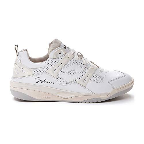 Lotto - Scarpe Uomo Sneakers G.Slam 214023-00X Bianco - 43