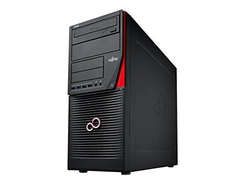 FUJITSU CELSIUS W550 i5-6500 8GB Quadro K620 2GB 256GB SSD 1 TB HDD MCR DVD-SM Win10P+Win7P
