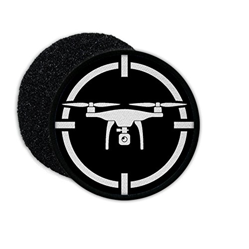 Drone quadrocopter cam Drones Pilot Racing Sport Badge - Patch/Patches