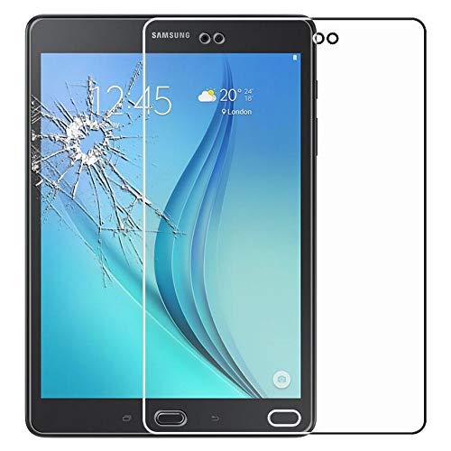 ebestStar - Vetro Temperato Compatibile con Samsung Galaxy Tab A 9.7 T550 / S Pen P550 Protezione Schermo Pellicola Anti Shock, Anti Rottura, Anti graffio [Apparecchio: 242.5 x 166.8 x 7.5mm, 9.7'']