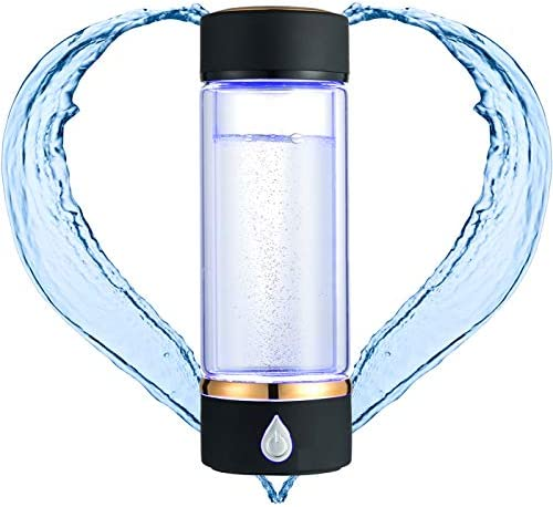 N P Hydrogen Water Bottle Generator with PEM and SPE Technology Up to 1500PPB Portable Hydrogen product image