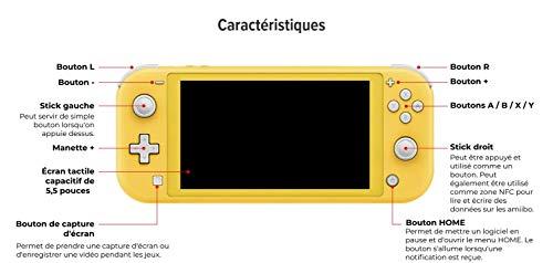 Nintendo Switch Lite – Spielekonsole für Kinder - 9
