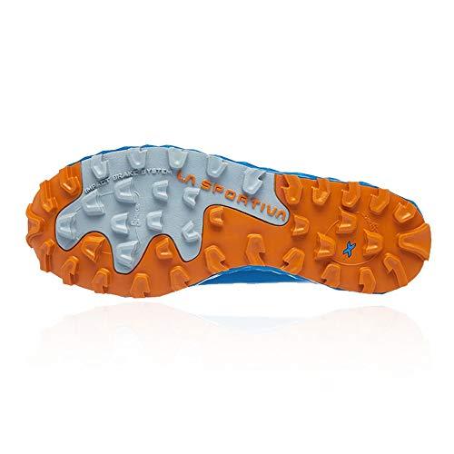 LA SPORTIVA Lycan II, Zapatillas de Trail Running Hombre, Space Blue/Maple, 42 EU