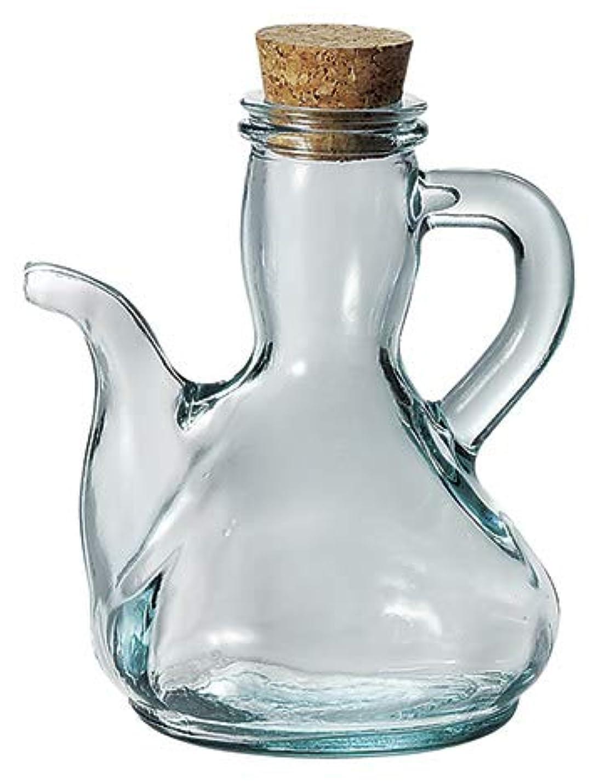 やりがいのある傷つけるアトム光洋陶器 250cc TARO オイル&ビネガーボトル スペイン製 リサイクルガラス製品
