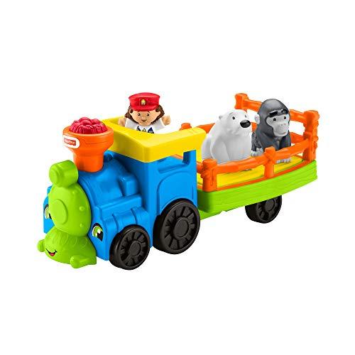 Fisher-Price Little People Choo-Choo Zoo Train by Fisher-Price
