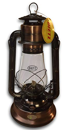Dietz #80 Blizzard Oil Burning Lantern (Bronze)