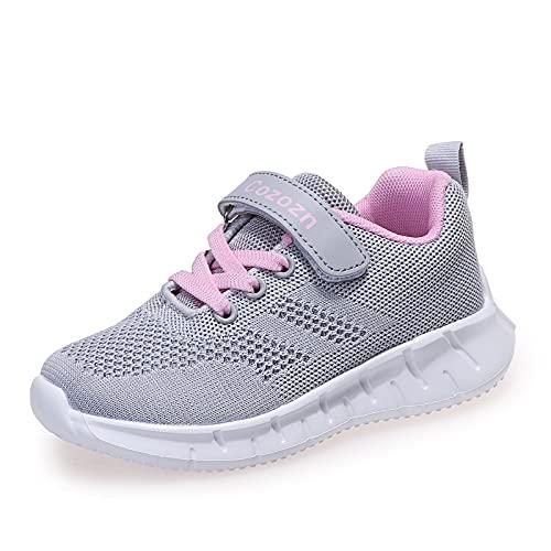 Cozozn Gymschoenen voor meisjes en jongens, loopschoenen, sportschoenen, kinderen, sneakers, kinderschoenen, licht,