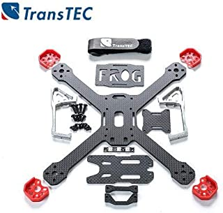 Part & Accessories TransTEC FROG LITE RACE V2 218mm110g led rc drone professional unit body FPV Racing drone Quadcopter frame droner quadcopter kit