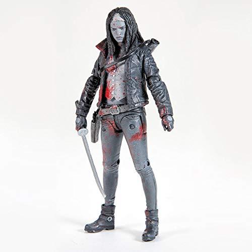 McFarlane SDCC 2015 Exclusive Walking Dead Michonne 2 Figure Set by Toys