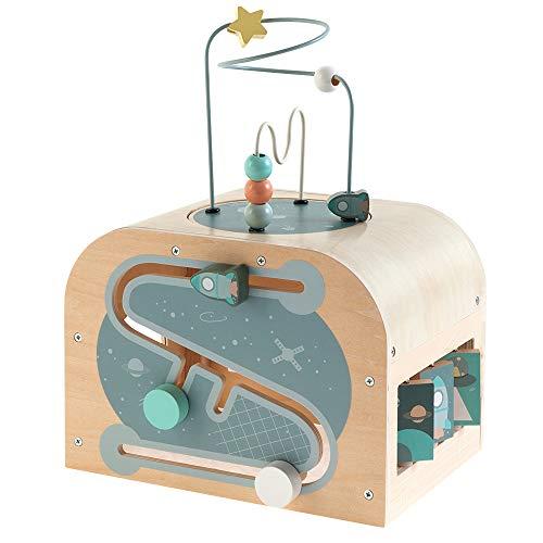 howa Cubo di attività Giochi Legno Bambini 6020