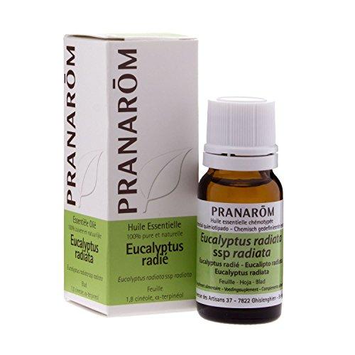 Pranarom - Huile essentielle eucalyptus radié - 10 ml huile essentielle eucalyptus radiata ssp radia