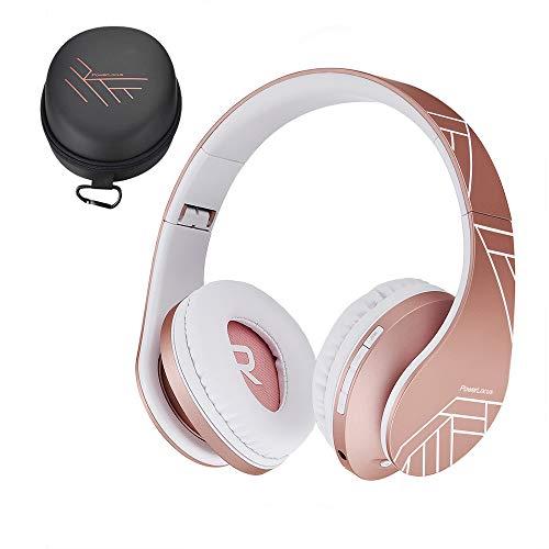 Bester der welt Kinderkopfhörer, PowerLocus Bluetooth Kinderkopfhörer mit 85 dB Lautstärkebegrenzung, faltbar…