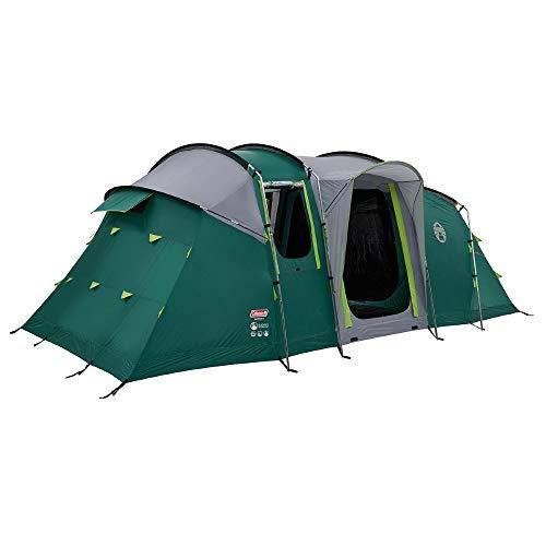 Coleman Mackenzie 6 Blackout 6 Man Tunnel Tent Green