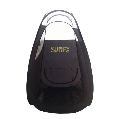 SunFX Professional Spray Tanning Tent - With Nylon Carrying Bag