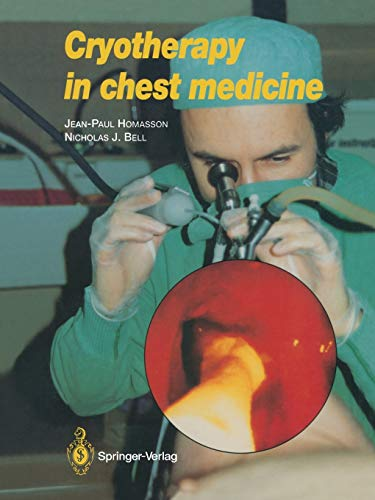 Cryotherapy in Chest Medicine