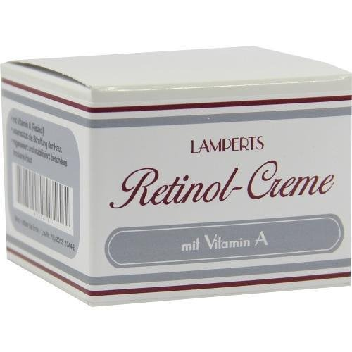 RETINOL CREME LAMPERTS 50ml Creme PZN:4550476 by BERCO Arzneimittel