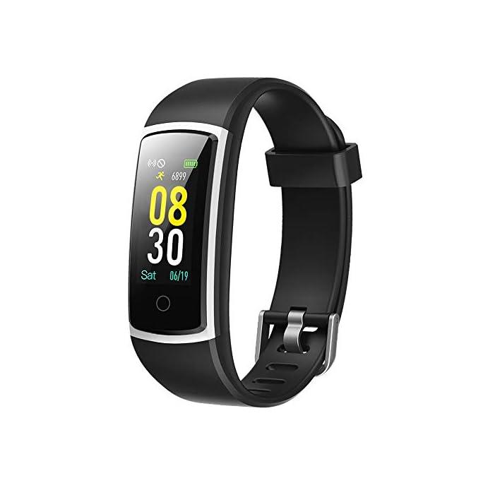 YAMAY Fitness Armband mit Blutdruckmessung