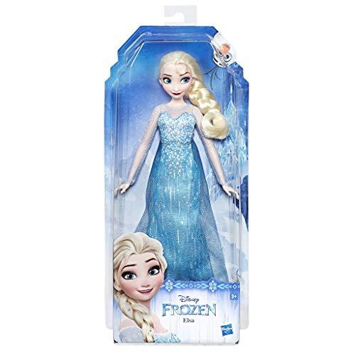 Poupee Princesse Disney Elsa