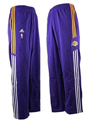 CH3 adidas LA Lakers NBA Basketball Herren Jogging Hose Gr. S