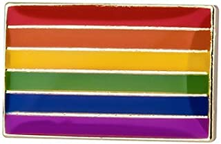 Gemelolandia   Pin de Solapa Bandera Actual del Orgullo LGTBI   Pines Originales Para Regalar   Para las Camisas, la Ropa ...