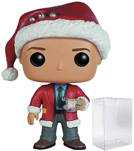 Funko Pop! Holidays: Christmas Vacation - Clark Griswold Vinyl Figure (Includes Compatible Pop Box Protector Case)