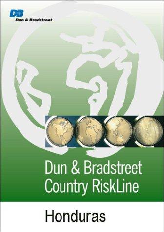 D&B Country RiskLine Report: Honduras