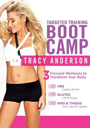 Tracy Anderson: Targeted Training Bootcamp
