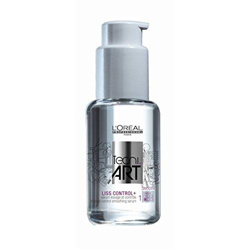 L'Oréal Professionnel - Sérm Lissage et Contrôle pour Cheveux - Tecni-Art - Force 1 - 50ml
