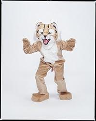 Bobcat Mascot Complete Costume